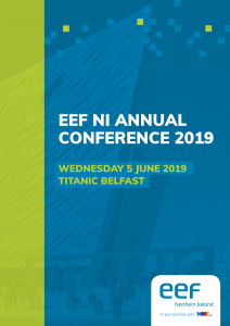 EEF NI Annual Conference 2019