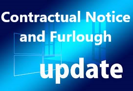 Contractual Notice and Furlough (17 July 2020)