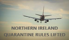 Northern Ireland Quarantine Rules Lifted for Exempt Countries