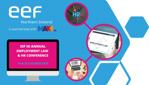 EEFNI Annual Employment Law & HR Conference 2020